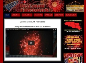 Valley Discount Fire Works in the RGV
