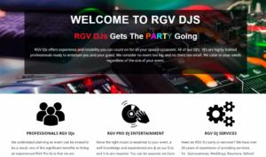 About RGV Djs services