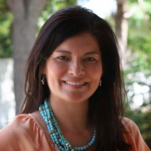 Dr. Andrea Cruz - Coordinator of Project Pace