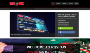 Keep Up to date with RGV Djs
