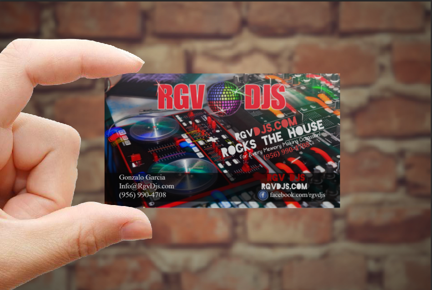 Want A Professional RGV DJ For Your Event?