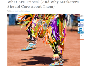What can your tribes do for your online marketing and rgv local business website