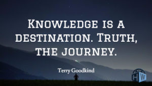 knowledge is power if you take action on your specialized training