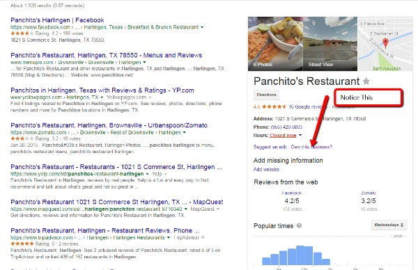 Panchitos Mexican Restaurant Harlingen Analysis