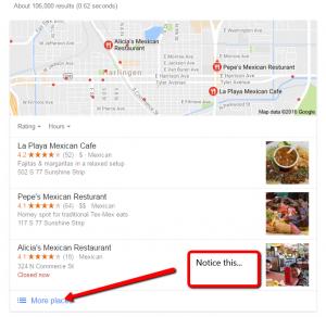 Mexican Restaurants in Harlingen, TX findings