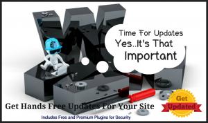 Hands Free Website Updates