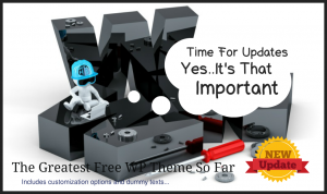 Make WordPress Updates Frequently